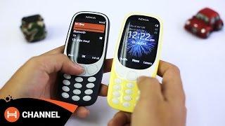 Đập hộp Nokia 3310 (2017): Siêu phẩm đang gây bão nhất hiện nay.