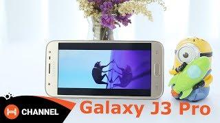 Đập hộp Galaxy J3 Pro: Chiến binh mới từ nhà Samsung.