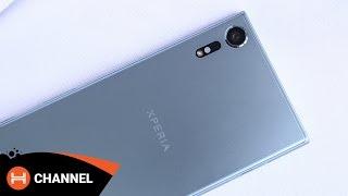 Mở hộp & cảm nhận Sony Xperia XZs: Chiếc máy có khả năng quay 960 khung/giây.