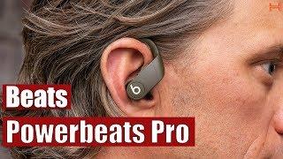 Apple ra mắt tai nghe không dây Powerbeats Pro giá 250 USD