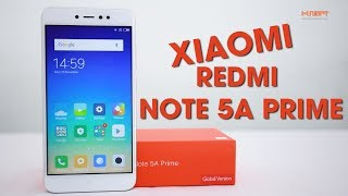 20/11: Mở hộp Xiaomi Redmi Note 5A Prime cùng quà hấp dẫn.