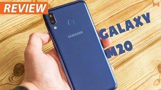 Review Galaxy M20: Đổi thủ đáng gờm trong phân khúc tầm trung