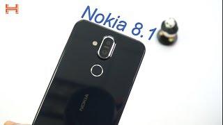 Trên tay Nokia 8.1: Thời hoàng kim của Nokia đã quay trở lại???