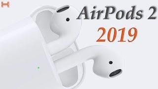 AirPods 2 2019: Chip H1 mới, sạc không dây, pin 24 giờ, giá từ 159 USD