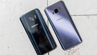 Samsung Galaxy S8 và S8 Plus chính thức ra mắt: vô cùng ấn tượng.