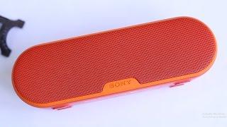 Mở hộp và cảm nhận chất âm trên Loa Bluetooth Sony SRS - XB2.