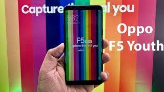 Oppo F5 Youth: Đập hộp và trên tay nhanh.