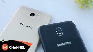 So sánh Galaxy J7 Pro vs Galaxy J7 Prime: Có nên nâng cấp?