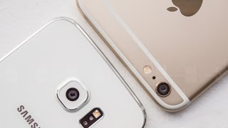 Review - S6 Edge Đối Đầu iPhone 6 Plus