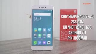 """Đập hộp Xiaomi Redmi Note 5A:""""Món hời"""" trong phân khúc 3 triệu đồng!"""