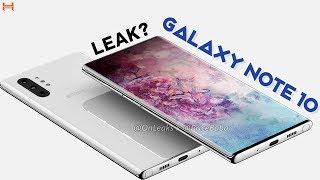 Tổng hợp thông tin mới nhất của Galaxy Note 10 trước ngày ra mắt