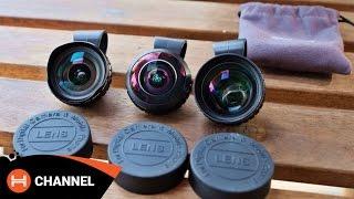 [Game] Quà tặng siêu hot cuối năm: Tặng bộ Lens Aukey PL-A1 cho mobile.