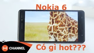Đập hộp Nokia 6: Ngôi sao sáng trong phân khúc 5.5 triệu đồng.