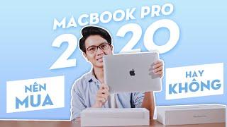 Đánh giá MacBook Pro 13 inch 2020: Chiếc Macbook đáng mua nhất hiện nay