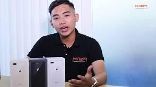 Đập hộp 3 màu mới nhất của iPhone 8 Plus