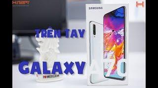 Galaxy A70: Bản nâng cấp hoàn thiện của Galaxy A50