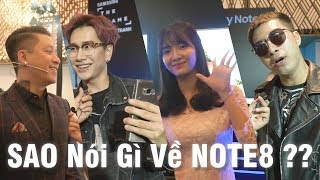 SAO VIỆT nghĩ gì về Samsung Galaxy Note 8???