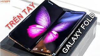 Trên tay Samsung Galaxy Fold: Siêu phẩm của tương lai giá 50 triệu