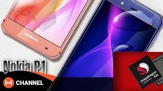 Nokia P1 sẽ xuất hiện cùng với chipset Snapdragon 835?