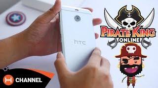 Đập hộp HTC 10 EVO:
