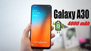 Galaxy A30: Màn hình Infinity-U, Camera kép, pin 4000 mAh
