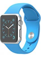 APPLE Watch Sport With Blue Sport Band (42mm) 99%