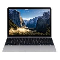Macbook 12 inch 2017 256 GB Gray MNYF2