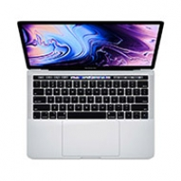 MacBook Pro 13 inch Touch Bar 2019 MUHQ2 128GB Silver CPO (Certified Pre-Owned)