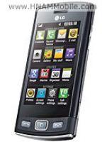 LG Viewty Snap GM360i (cty)