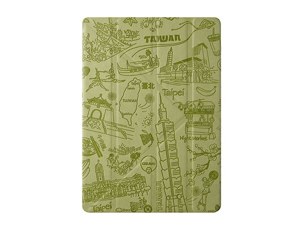 Bao da Ozaki Travel iPad Air