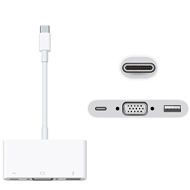 Bộ chia cổng Apple Type - C (USB Type C, VGA & USB 3.1)