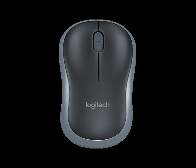 Chuột máy tính không dây Logitech M185