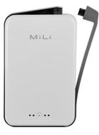 Pin dự phòng Mili Crystal II 5.000 mAh (2.4A)