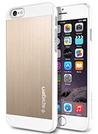 Nắp sau SGP Aluminum Fit iPhone 6