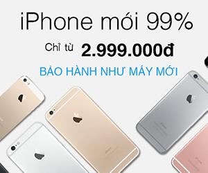 iPhone mới 99%