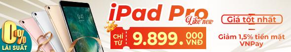 iPad Pro like new - Chỉ từ 10.199k
