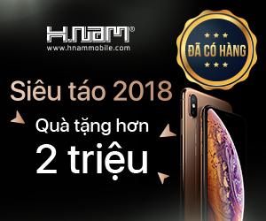 Rinh Quà Hơn 2TR Cùng iPhone 2018