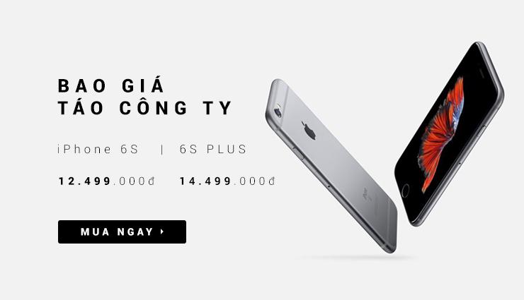 iPhone 6S Plus Gray giá shock