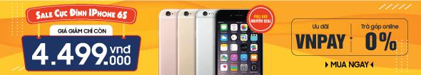 iPhone 6S GIÁ SIÊU ƯU ĐÃI
