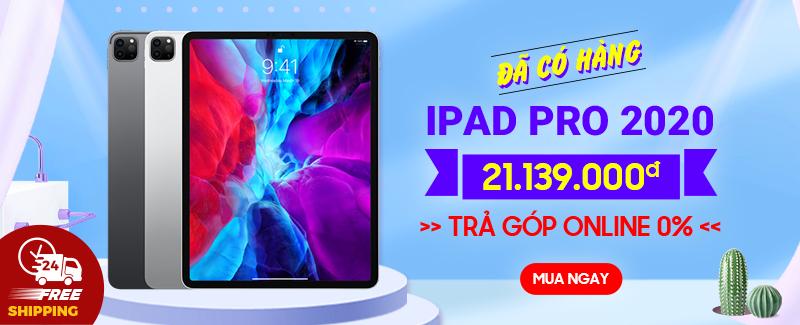 Mua Ngay iPad Pro 2020