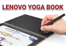 Đã có hàng: Lenovo Yoga Book