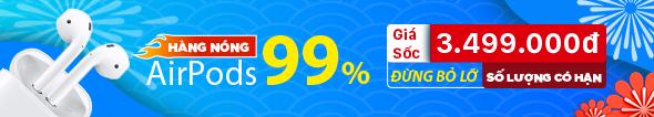 Airpos 99% Số Lượng Giới Hạn