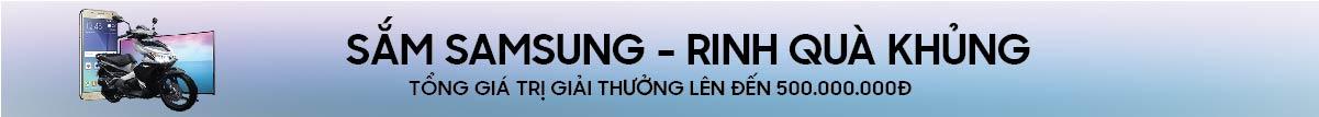 Sắm Samsung-Rinh quà khủng