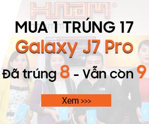Mua 1 tặng 17 J7 Pro