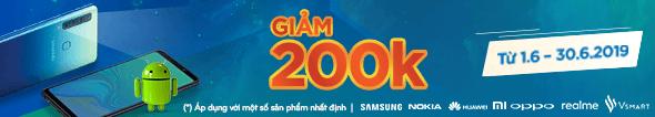 Ưu Đãi Siêu Tốc - Tặng Sốc 200K