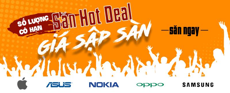 Hot deal Giá sập sàn