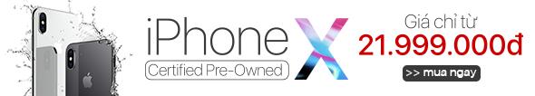 iPhone X Nguyên Seal, Chưa Active, Bảo Hành 12T