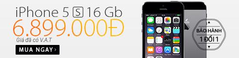 Brand_iPhone 5S cty