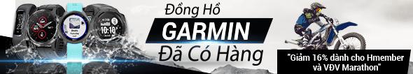 Đồng Hồ Garmin Đã Có Hàng