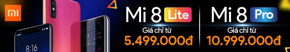 Xiaomi Mi 8 Lite & Pro